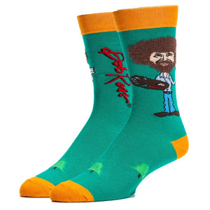 Oooh Yeah Women's Bob Ross Hair Sock