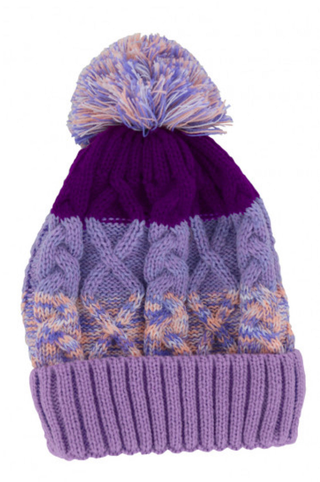 Kids Plush Lined Toque