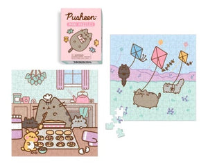 Pusheen Mini Puzzle Set