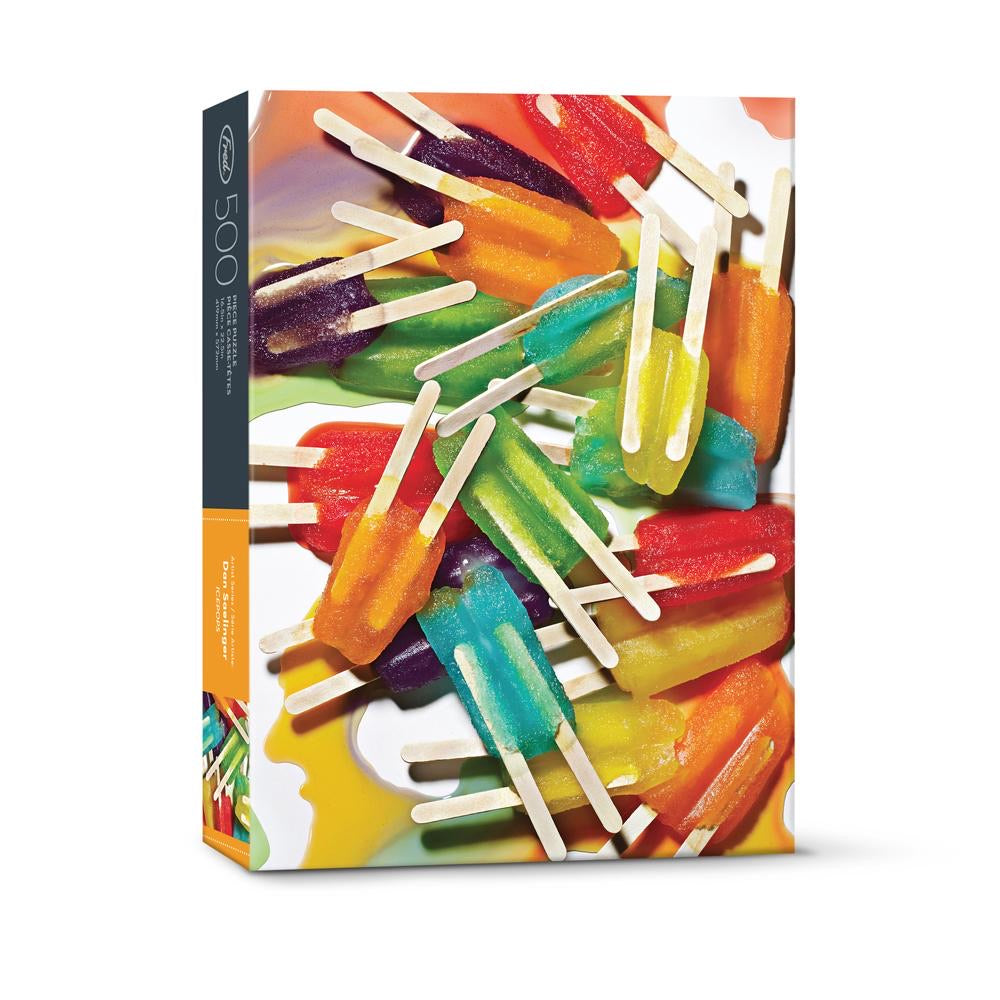 Fred & Friends Popsicle Puzzle