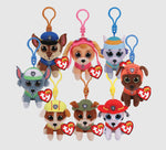 Ty Paw Patrol Bag Clips