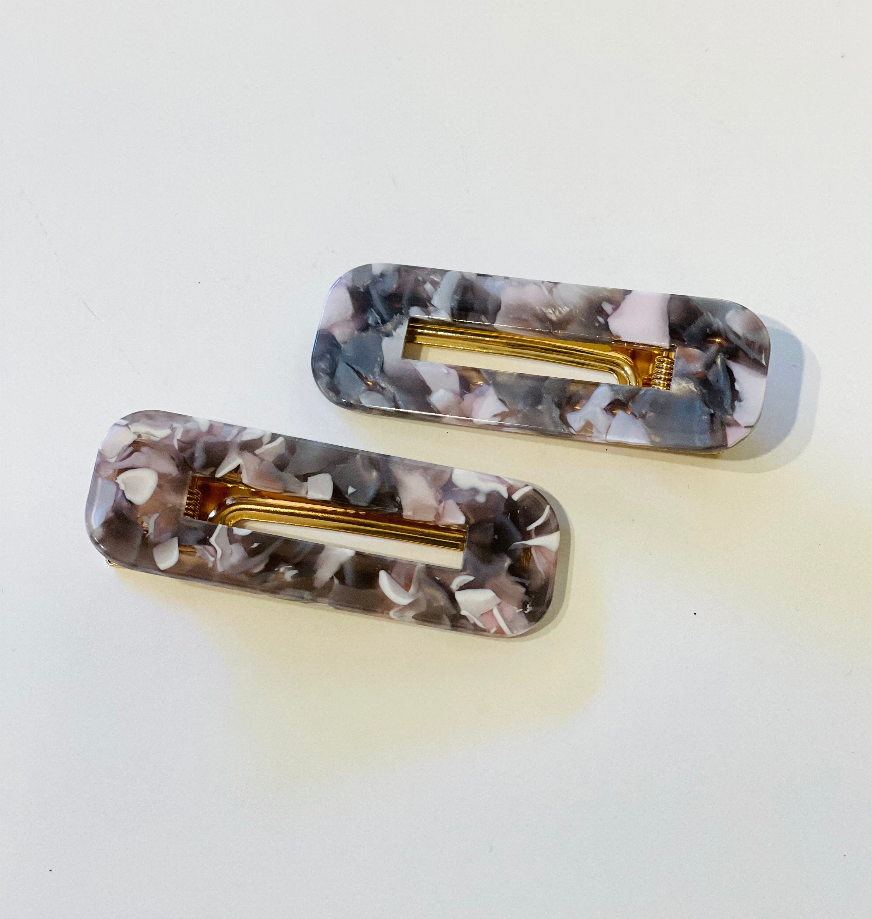 Hair Barrettes 2pc