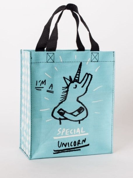 Blue Q Unicorn Handy Tote