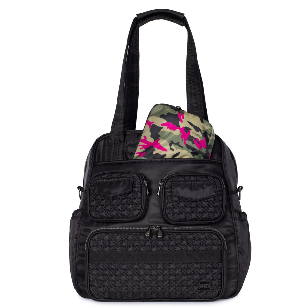 Lug Duo Puddle Jumper Black