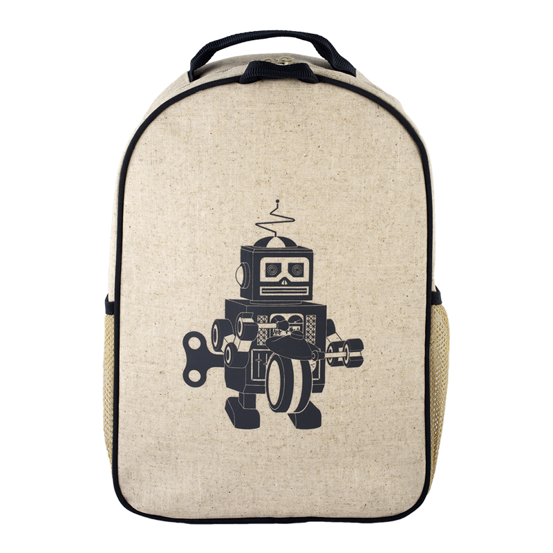 So Young Robot Grade School Backpack