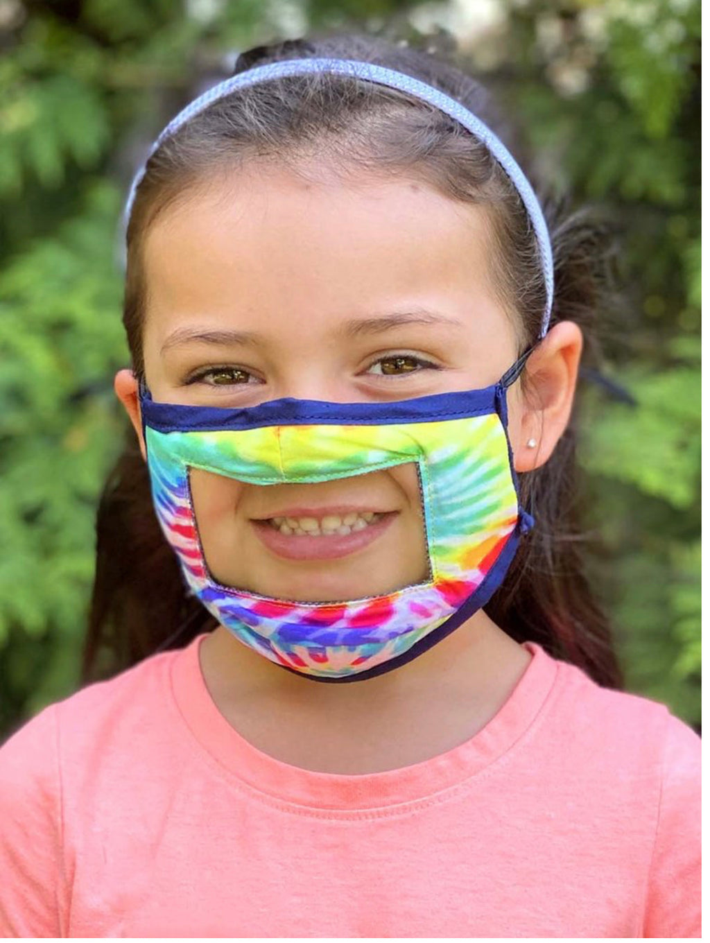 Living Royal Smile Mask (Kids)