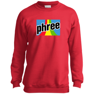 Phree Youth Crewneck Sweatshirt