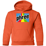 Phree Youth Pullover Hoodie