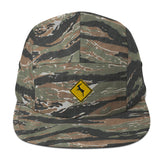 Five Panel Cap Antelope crossing