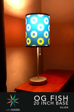 OG Phish Donut Lamp & Shade