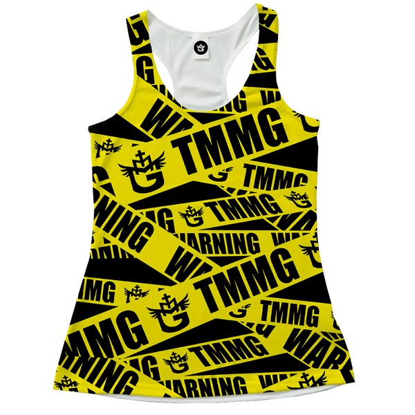 TMMG WARNING RACERBACK