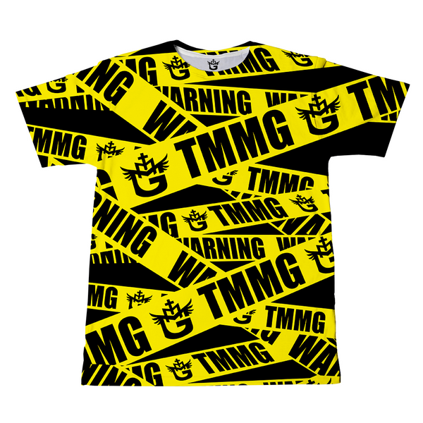 TMMG WARNING T-SHIRT