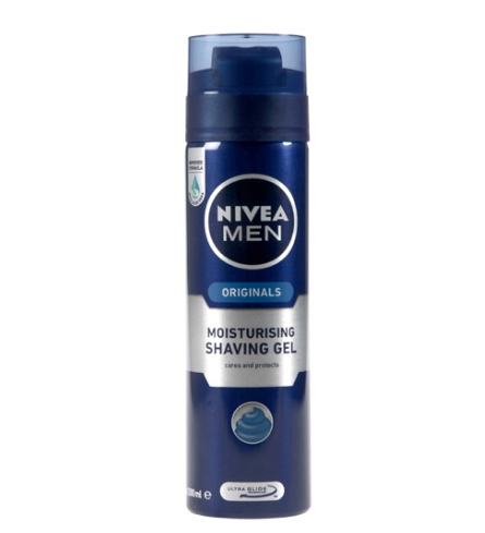 Nivea Men Moisturising Shaving Gel 200ML