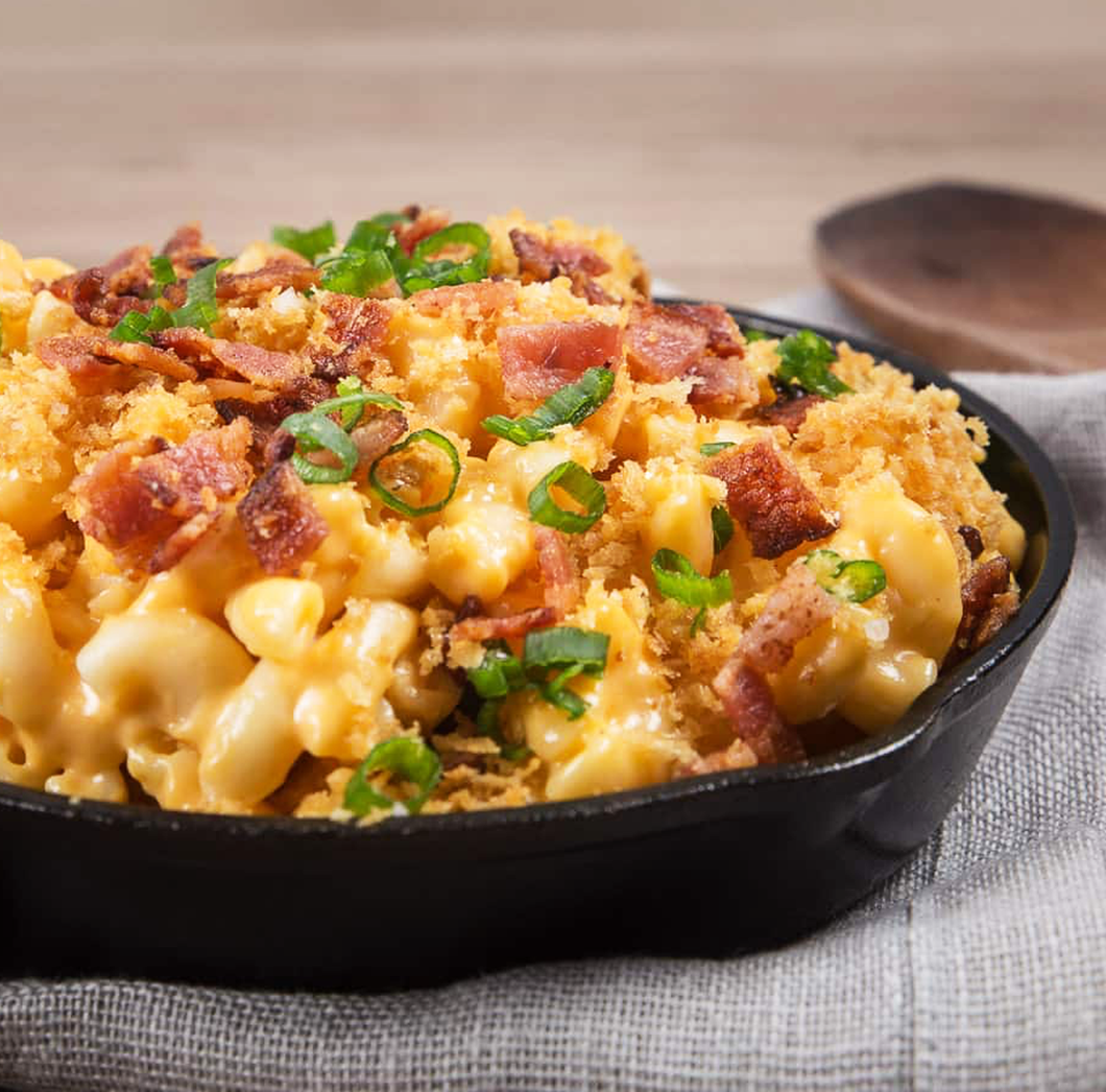 Grown Ups Macaroni Bacon & Cheese
