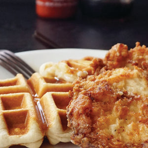 Kentucky Fried Chicken Waffles