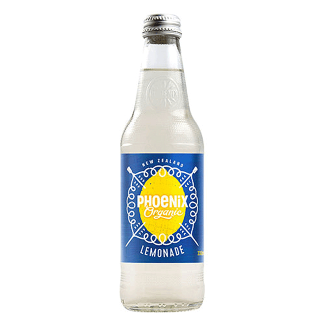 Phoenix Organic Lemonade 330ml