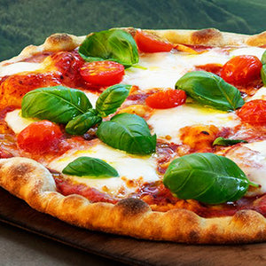 Gourmet Margherita Pizza (Vegetarian)