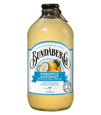 Bundaberg Pineapple & Coconut 375ml