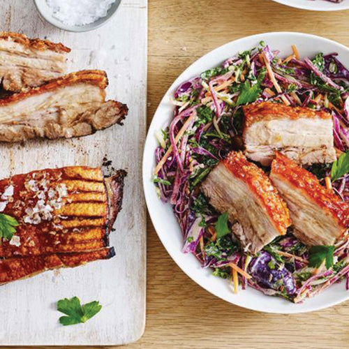Pork Belly & Slaw (Chef's Choice) (GF)(DF)