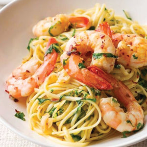 King Prawn Linguini