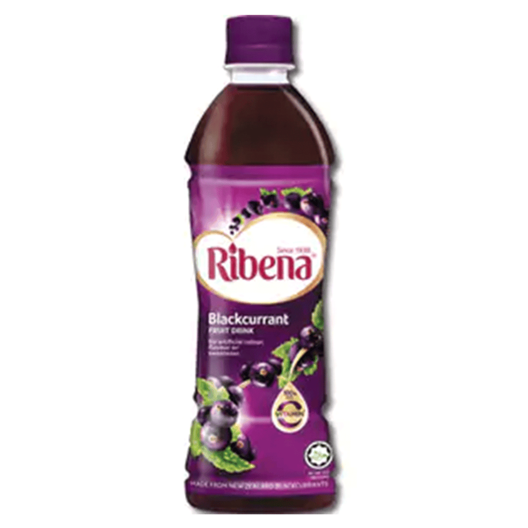 Ribena Blackcurrant Fruit Drink 500ml