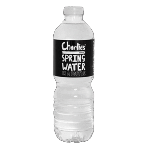 Charlie's Spring Water 600ml