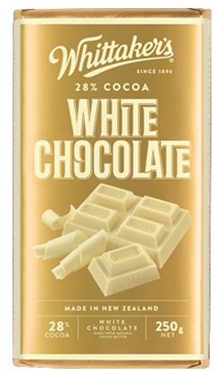 Whittaker's White Chocolate 250g