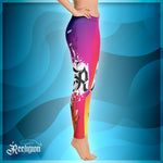 Lollipop Spear Fishing Low Rise Leggings