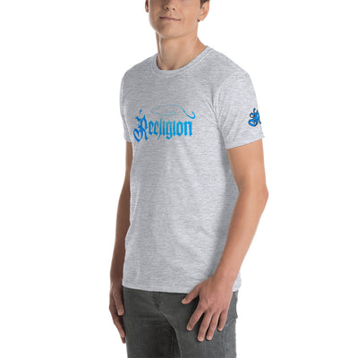 Reeligion Blue Logo Tee - Reeligion