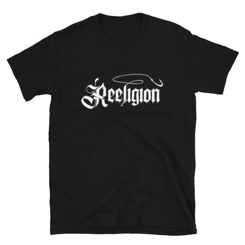 Reeligion White Logo Plain Tee - Reeligion