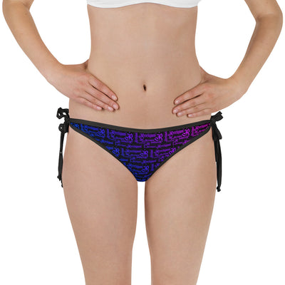 Black Licorice Fish Bikini Bottom - Reeligion