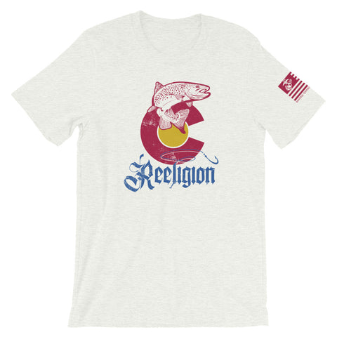 Colorado Trout Tee - Reeligion