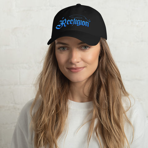 Embroidered Women's Fishing Hat - Reeligion