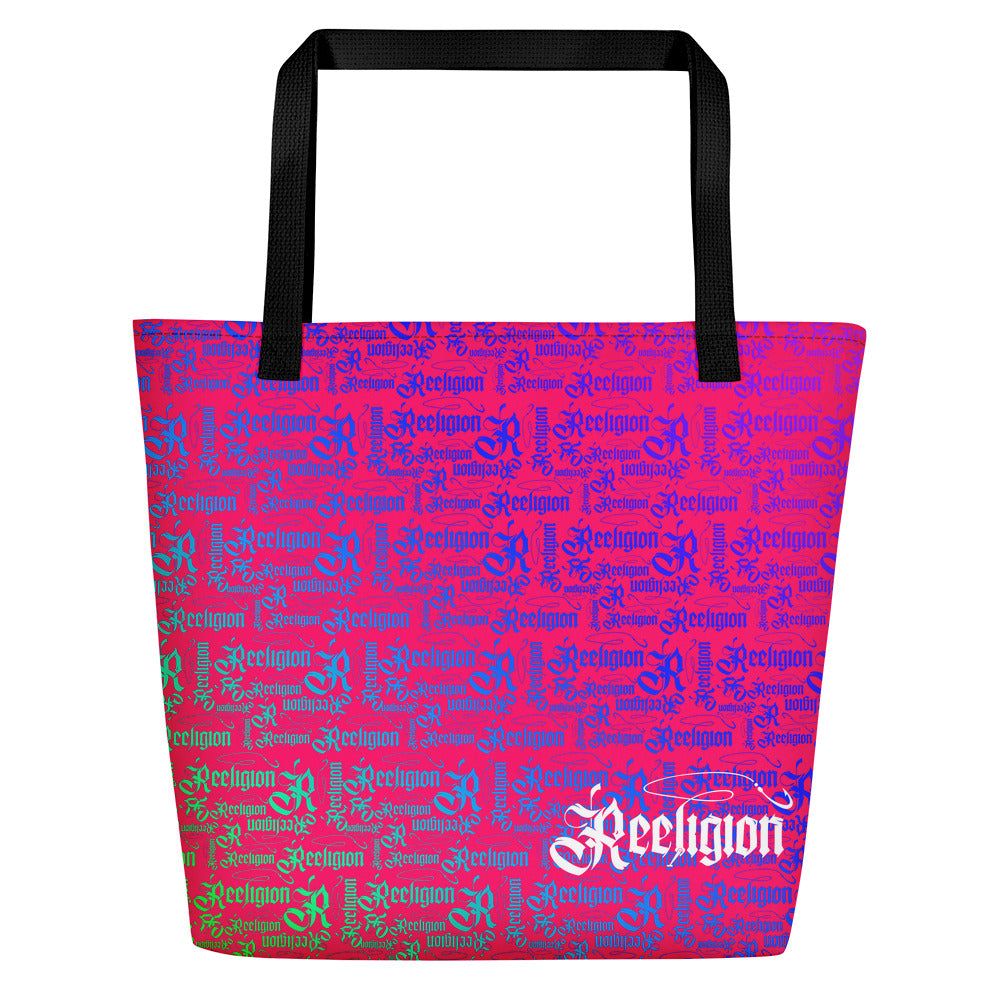 Lollipop Fishing Beach Bag - Reeligion
