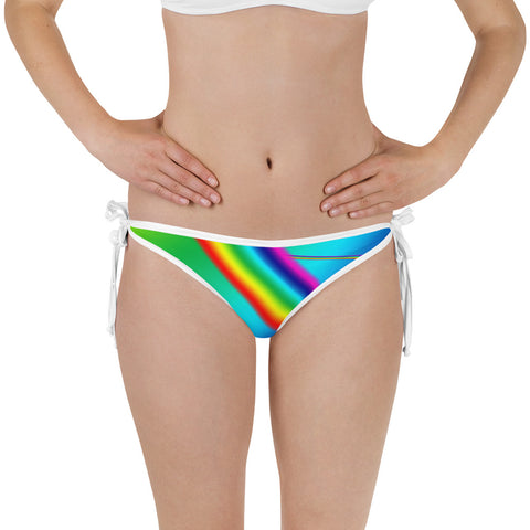 Lollipop Reversible Fish Bikini Bottom