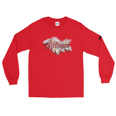 Reeligion Xmas Unisex Long Sleeve Shirt Red - Reeligion