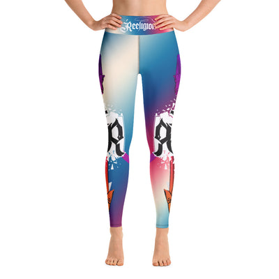 Rocketpop Spear Fishing Hi Rise Leggings - Reeligion