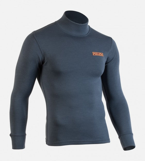 Mock sweater Polizia