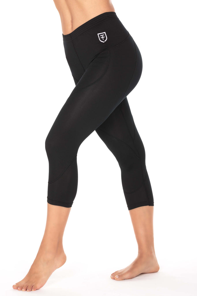 Fitness leggings 3/4 woman