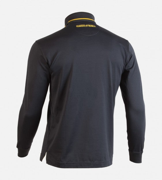 Long sleeved polo shirt Guardia di Finanza
