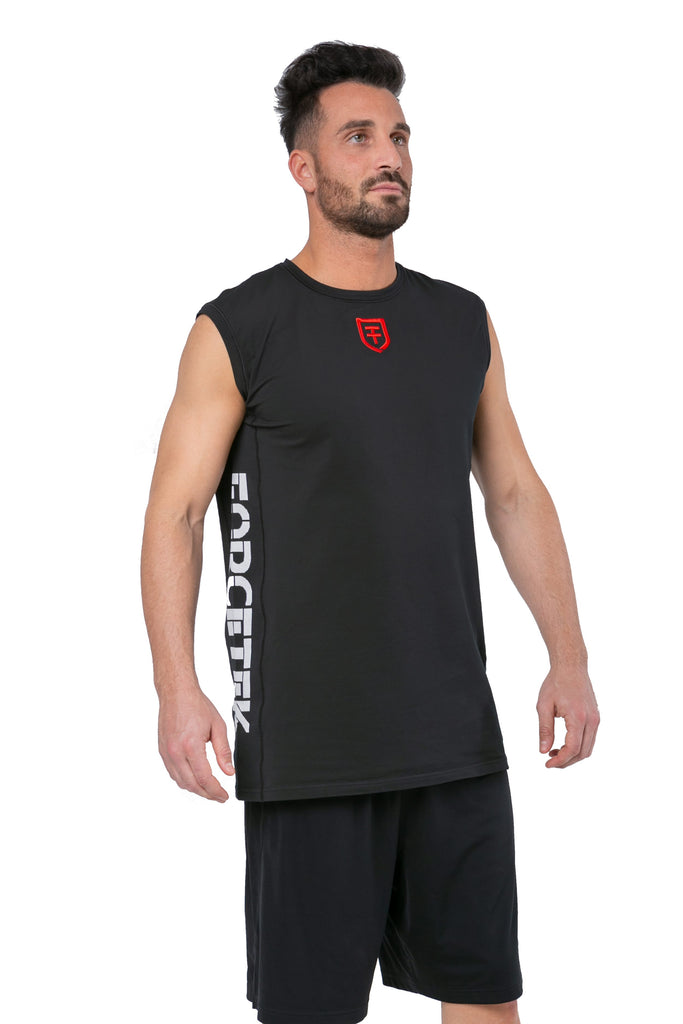 camo performance tank man