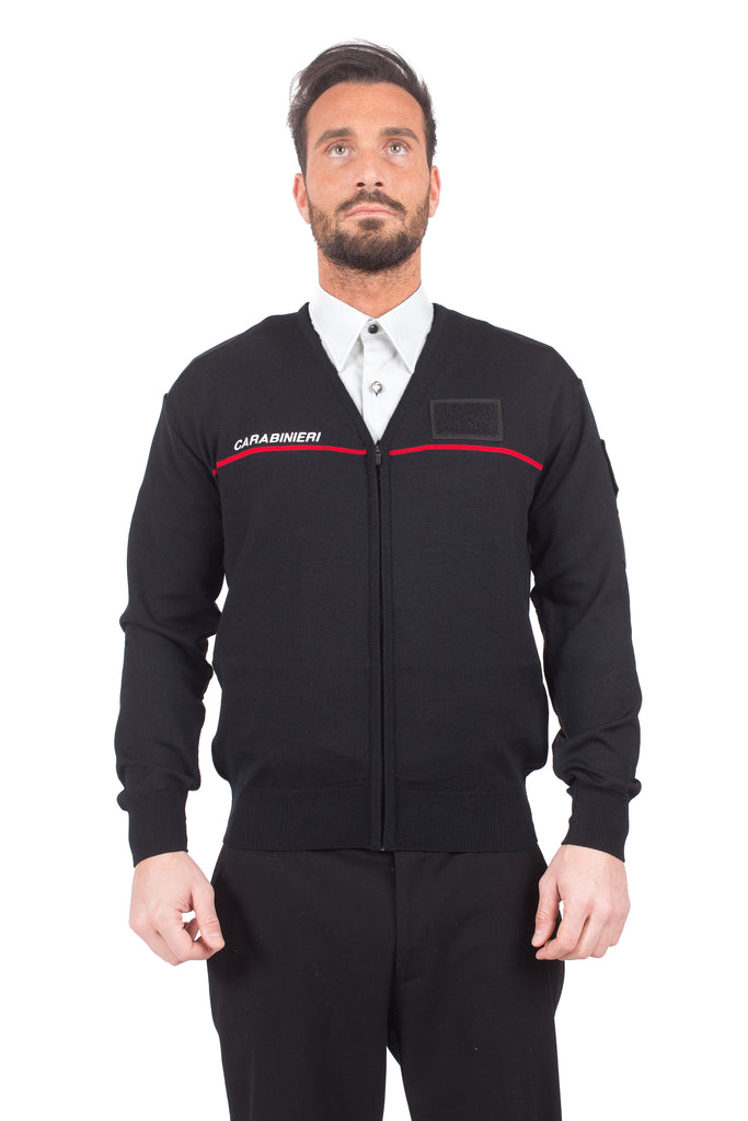 Carabinieri Zip Sweater