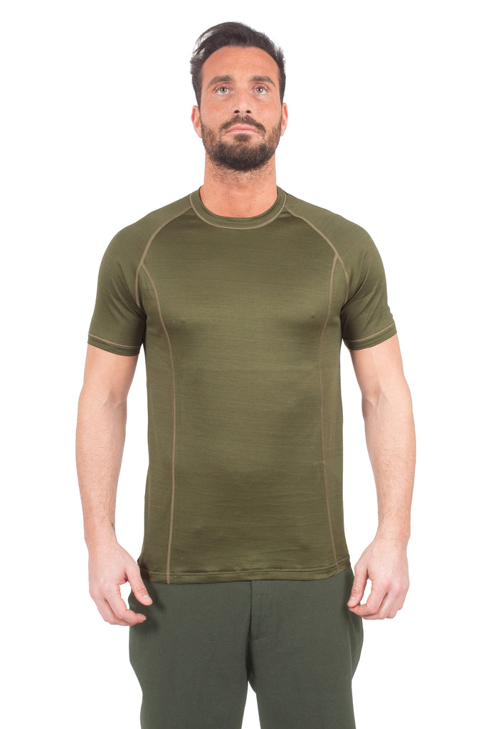 ARMY T-SHIRT OLIVE GREEN