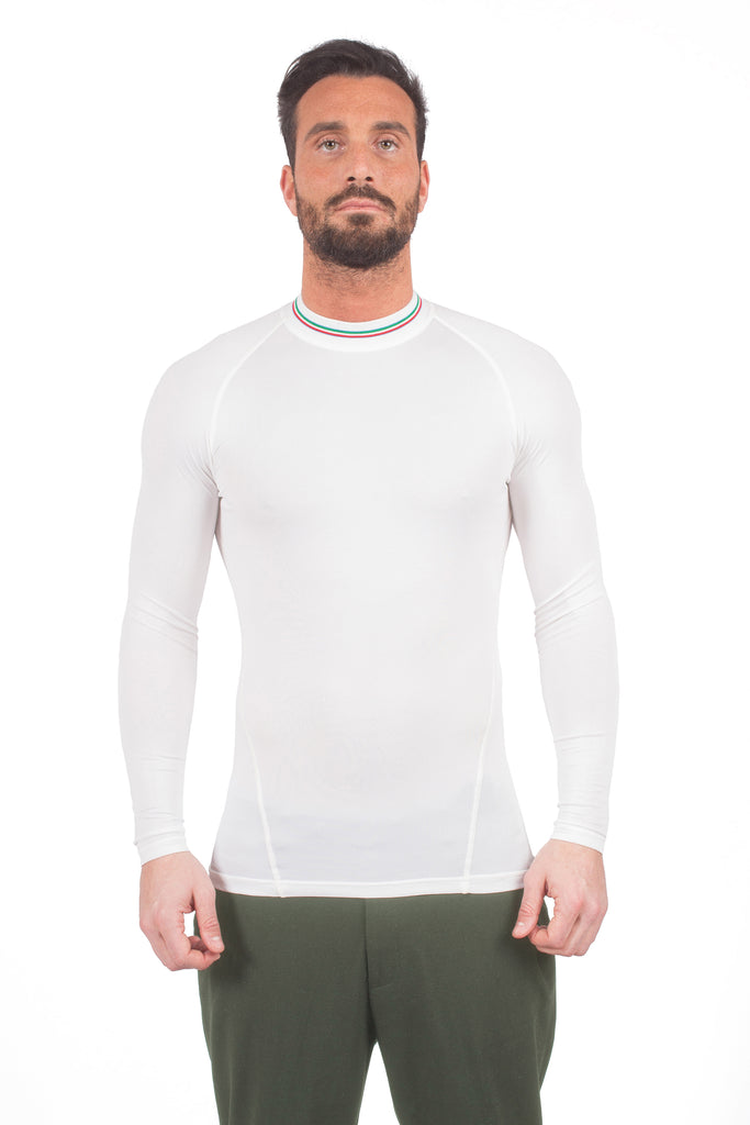 Italian Air Force FIREPROOF THERMAL SHIRT white