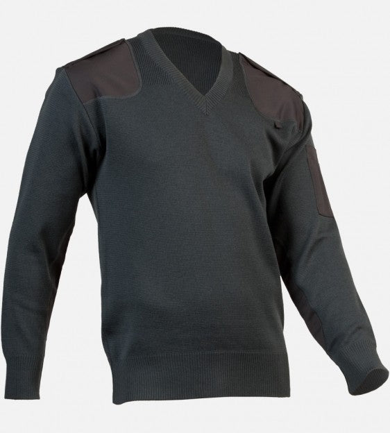V-neck sweater Guardia di Finanza