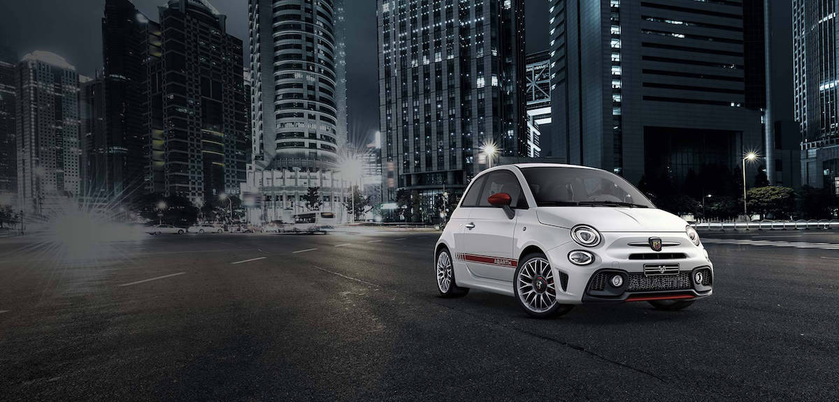 abarth parts and accessories
