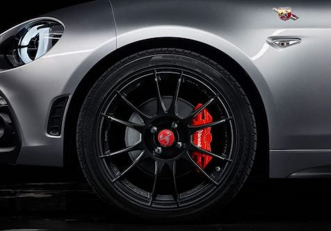 abarth wheels