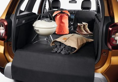 dacia floor & boot mats
