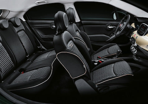 fiat interior styling personalisation
