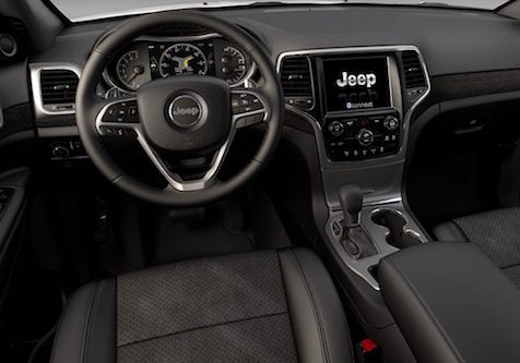 jeep interior styling personalisation